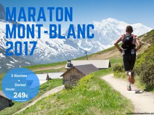 Maratón Mont-Blanc 2017
